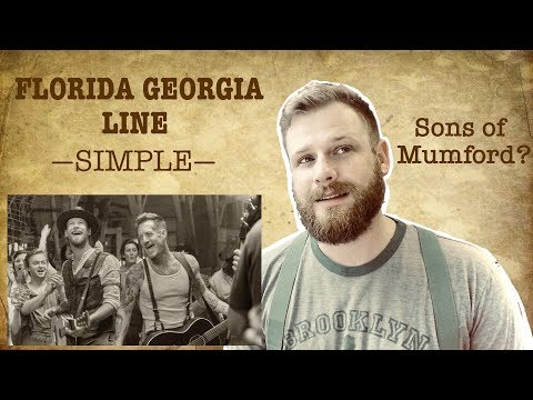 Florida Georgia Line - Simple & Colorado | Reaction