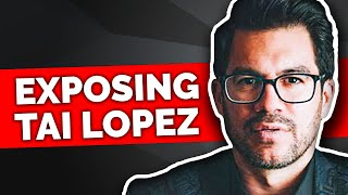 Tai Lopez EXPOSED