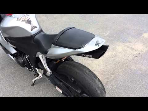 Honda Cbr600rr Toce Exhaust