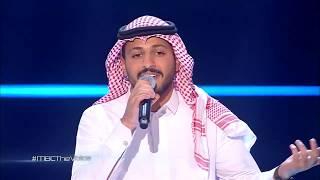 ذا فويس - عبادي ابراهيم - مرت - مرحلة الصوت وبس - احلي صوت The Voice