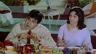 Dilip Kumar insults Pran - Ram Aur Shyam