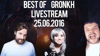 Best of Gronkh  - Livestream 25.06.2016 (Mit Tobi, Pan)
