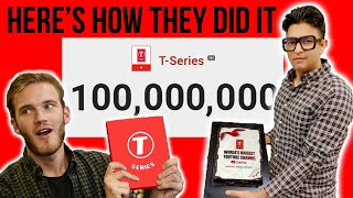 T Series Bosses Reveal How They Beat PewDiePie