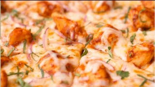 California Pizza Kitchen's BBQ Chicken Pizza Recipe - Get the Dish