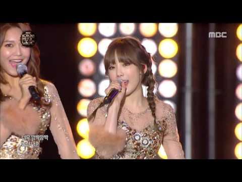 Korean  Wave Girls' Generation - Gee, 소녀시대 - Gee 20161009
