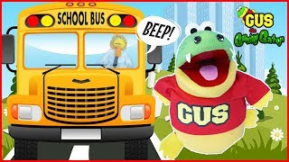The Wheels on the Bus Children Nursery Rhyme and Learn Collection of Kid Songs