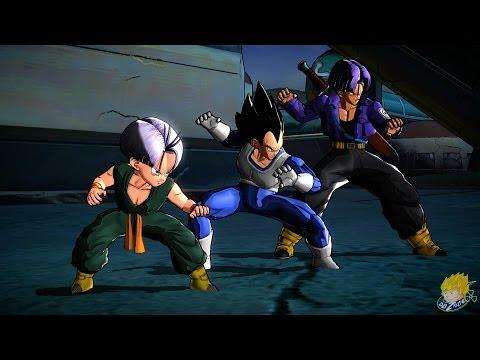 Dragon Ball Z Battle of Z Vegeta s Family Part 56 【FULL HD】