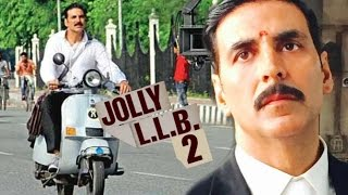 Jolly LLB 2 Trailer FIRST LOOK   Akshay Kumar, Huma Qureshi