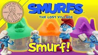 Smurfs Lost Village McDonald