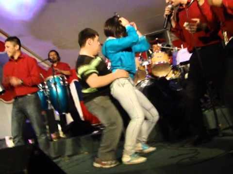 Baile del Gusano con TOTO y Banda Entremuros 19 Sep 2010 San Vicente T T
