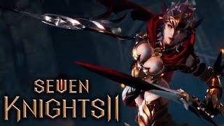 Seven Knights 2 MMORPG Rudy & Eileen Teaser Trailer