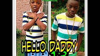 Little Vybz & Little Addi |Vybz Kartel sons| -Hello Daddy June 2014