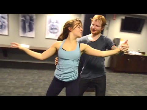 Ed Sheeran - Thinking Out Loud (Behind The Scenes)