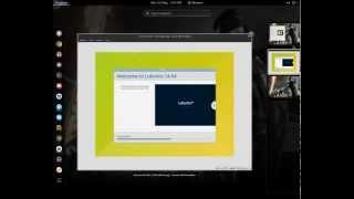 Greenie Linux 14.04.1 : Installation
