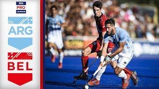 Argentina v Belgium | Week 2 | Men