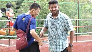 Getting Guys Underwear Prank - Baap Of Bakchod - Raj