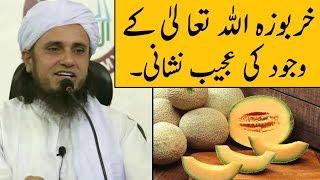Kharbooza Allah Ke Wajood Ki Ajeeb Nishani | Mufti Tariq Masood | Islamic Group