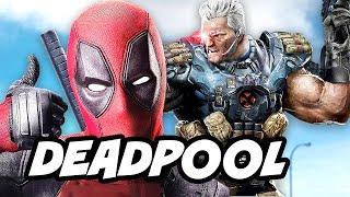 Deadpool 2 Cable and Deadpool 2 Trailer Confirmed