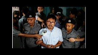 News Myanmar officer in Reuters case broke police code by copying...