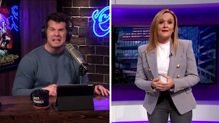 SJW Samantha Bee Can't Stop Lying! | Louder With Crowder