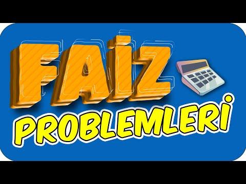 FAİZ PROBLEMLERİ