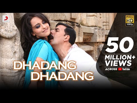 Dhadang Dhadang Official Full Song Video Rowdy Rathore Akshay Kumar Sonakshi Sinha Prabhudeva.