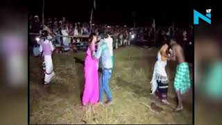 Jharkhand tribals celebrate kissing competition