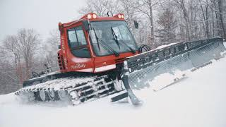 Snowmaking at the Dartmouth Skiway