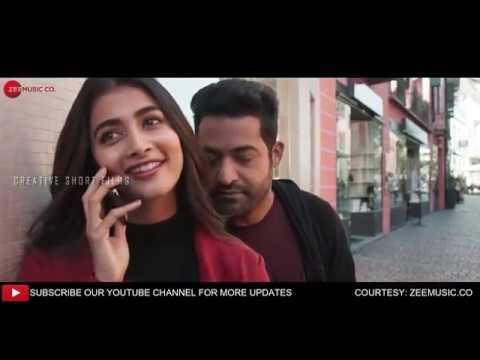 Xxx Mp4 ANAGANAGANAGA HD Video Song From Aravinda Sametha JrNTR Trivikram Thamman Edited Version 3gp Sex