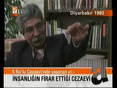 Diyarbakır Zindan Cezaevi Eylül 1980