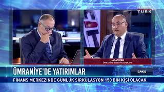 Bakış - 19 Ekim 2017 (Ümraniye Belediye Başkanı Hasan Can)