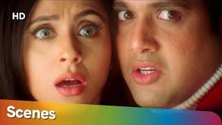 Govinda Superhit Scenes from Kunwara [2000] Urmila Matondkar   Best Bollywood Comedy Movie