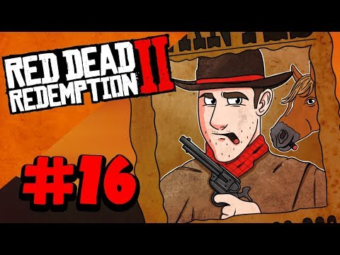 Sips Plays Red Dead Redemption 2 (6/11/18) #16 - Skinning Goats