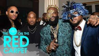 Rick Ross Birthday Party- Masquerade Ball