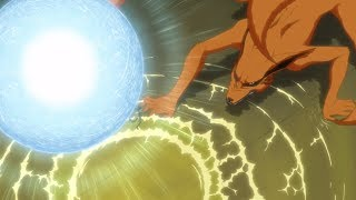 Naruto VS Kyubi [Pelea Completa] [Sub-Español] HD Y 3D
