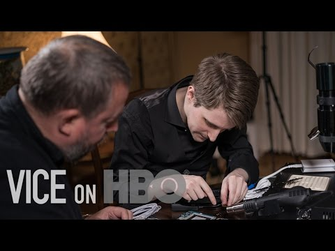 'State of Surveillance' with Edward Snowden and Shane Smith (FULL EPISODE)