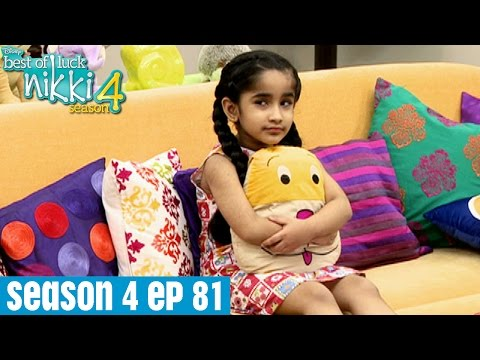Dopple Date Best Of Luck Nikki Season 4 Episode 81 Disney India Official