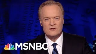 Lawrence: Why John Kelly Is Hiding From The American People   The Last Word   MSNBC