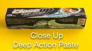 Close Up Deep Action Paste
