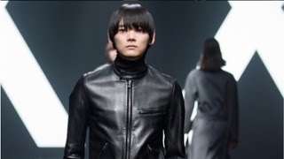 Lithium Homme/Femme Fall Winter 2017 | Tokyo Fashion Week