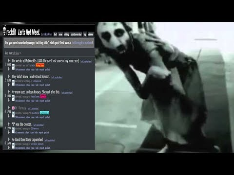 5 Deeply Mysterious Reddit Posts That Still Remained Unsolved Part 2