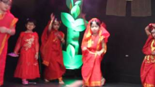poyla boishakh 1423 (Laal tuk tuke bou jai re.... Group Dance)