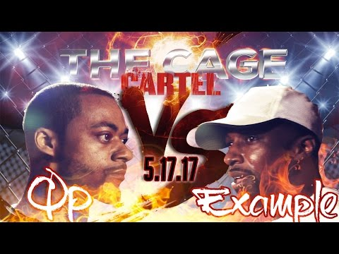 QP VS EXAMPLE//DEATH BY DESIGN2//BLACK ICE CARTEL