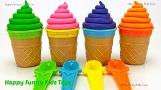 Play Doh Swirl Ice Cream Cups Surprise Eggs Shopkins in a Twin Room Zuru 5 Surprise Toys