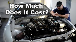 What Does It Cost To Own & Build a Toyota Supra Twin Turbo
