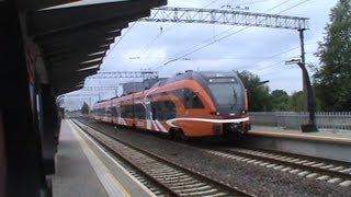 Elektriraudtee (Elron) uus rong