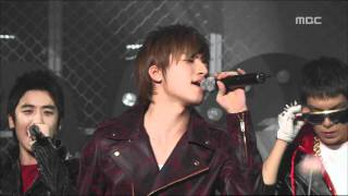 Bigbang - Lies, 빅뱅 - 거짓말, Music Core 20071027