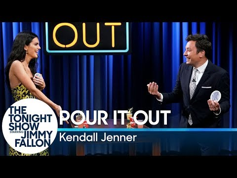Pour It Out w Kendall Jenner