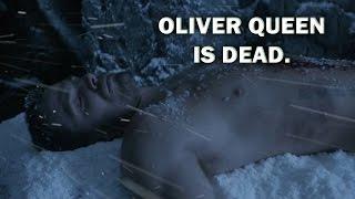 Arrow Season 3 Episode 10 - Review + Top Moments - OLIVER QUEEN IS DEAD
