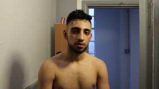 'IM NOT GOING TO START CALLING PEOPLE OUT, IM ON THE BOTTOM RUN'  - INTRODUCING DANIEL KHAN